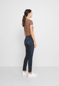 Tommy Jeans - SCARLETT  - Jeans Skinny Fit - jade dark blue - 2