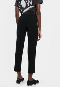 Desigual - Trousers - black - 2