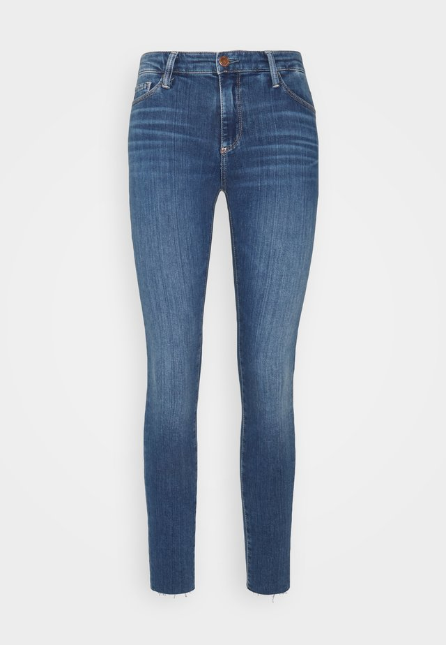 FARRAH ANKLE - Jeans Skinny - precision