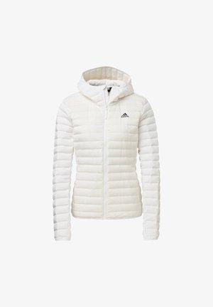 VARILITE SOFT HOODED  - Soft shell jacket - white
