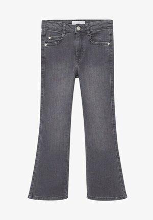 Jeans bootcut - denim grey