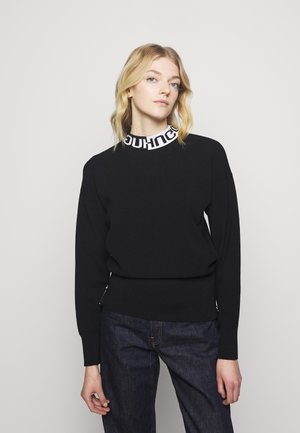SUSHANA - Jumper - black