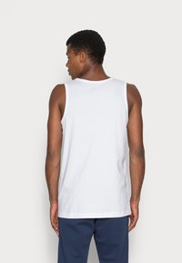 Nike Sportswear - TANK ICON FUTURA - Top - white/black - 2