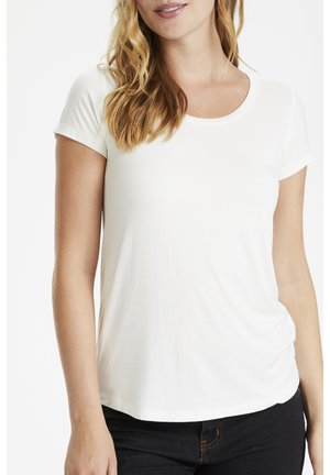 POPPY  - Basic T-shirt - spring gardenia
