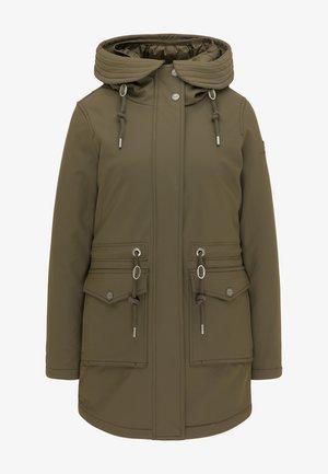 3 IN 1  - Winter coat - militär oliv