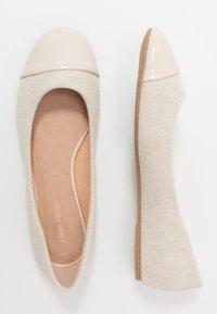 Anna Field - Ballet pumps - beige - 3