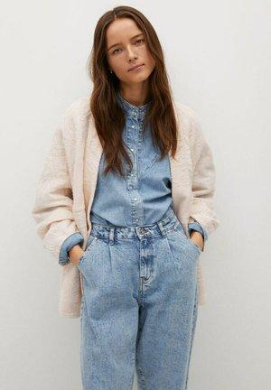 KIM - Summer jacket - ecru
