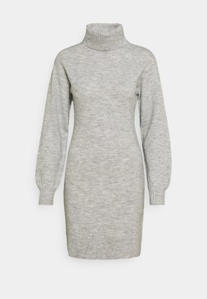 Robe pull - light grey melange