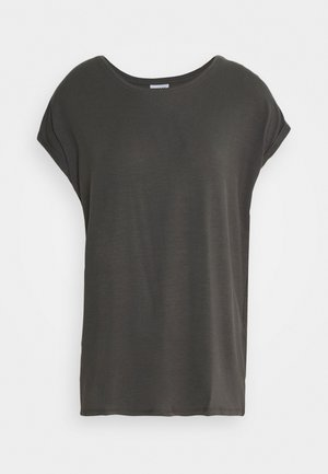 VMAVA PLAIN - T-shirts basic - asphalt