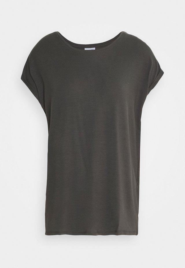 VMAVA PLAIN - Basic T-shirt - asphalt
