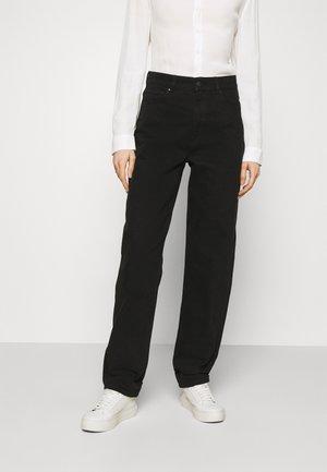 CAMILLA - Straight leg jeans - black