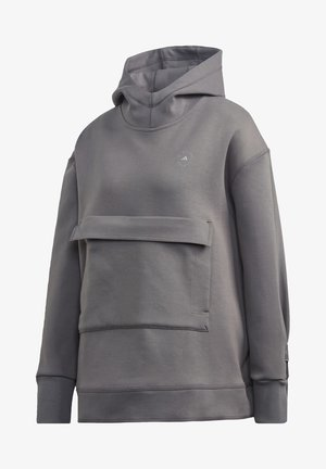 ADIDAS BY STELLA MCCARTNEY PULL-ON HOODIE - Jersey con capucha - beige