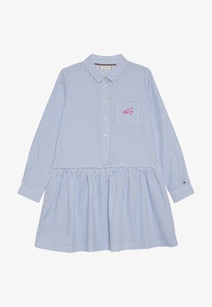 ITHACA SHIRT DRESS - Shirt dress - white