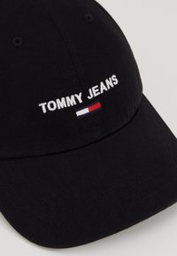 Tommy Jeans - SPORT - Cappellino - black - 5