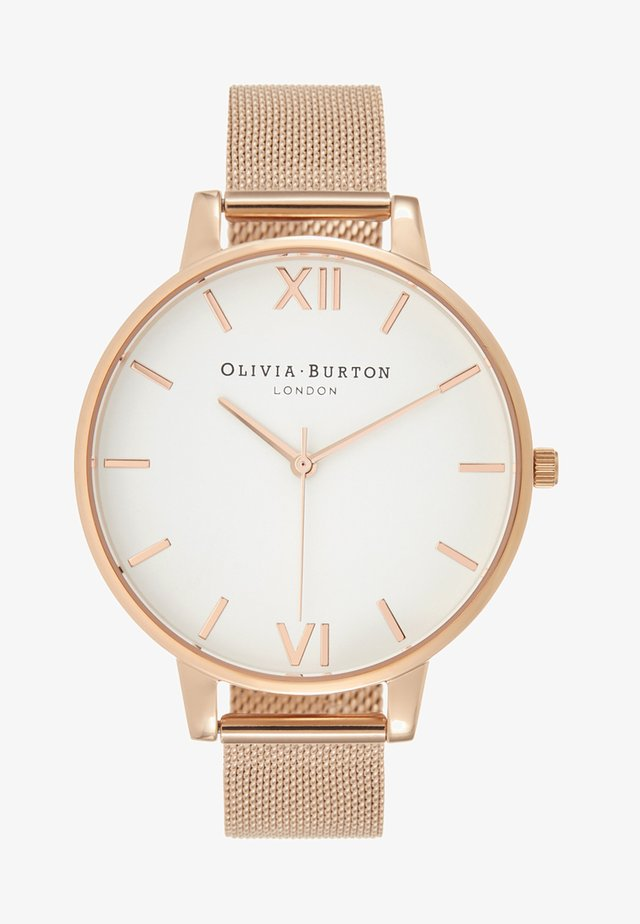 DIAL BIG DIAL - Watch - rose gold-coloured