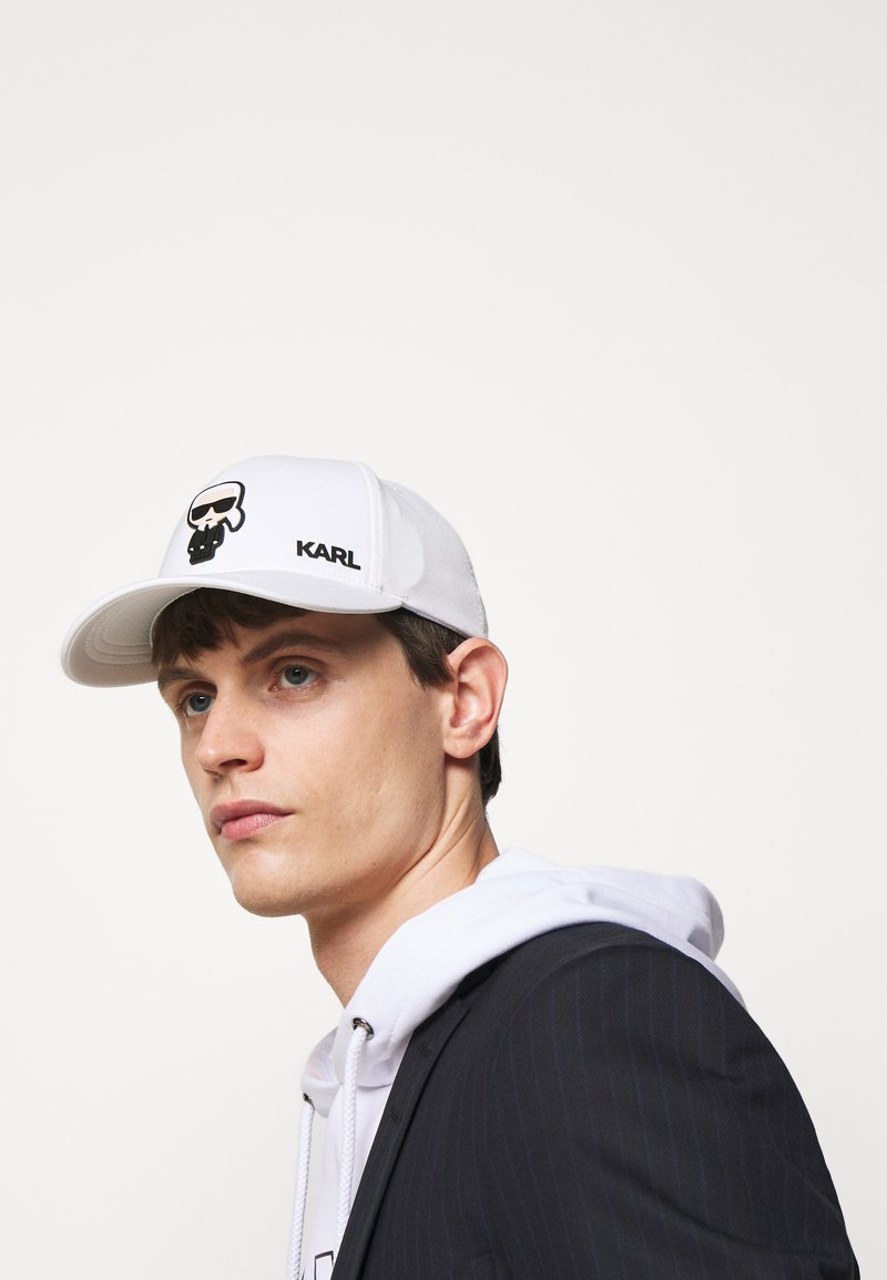 KARL LAGERFELD - UNISEX - Cap - white