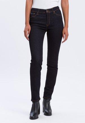 ANYA - Slim fit jeans - rinsed denim