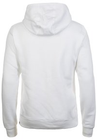The North Face - DREW PEAK HOODIE - Hoodie - white/black - 1