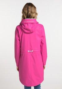 Schmuddelwedda - Waterproof jacket - pink - 2