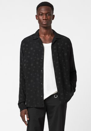 ISIDRO SHIRT - Shirt - black