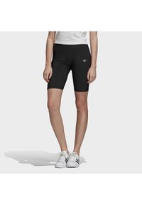 adidas Originals - SHORT TIGHTS - Shorts - black - 0