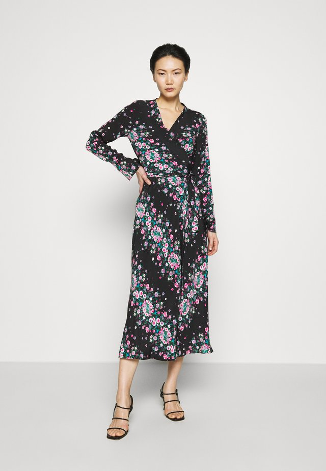 TILLY - Day dress - lilac/black