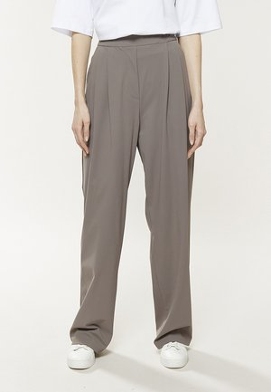 HOSE AINO - Trousers - fango