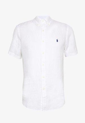 PIECE DYE - Shirt - white