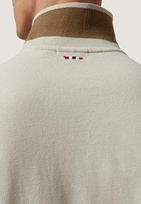 Napapijri - ELICE - Polo shirt - dove grey - 4