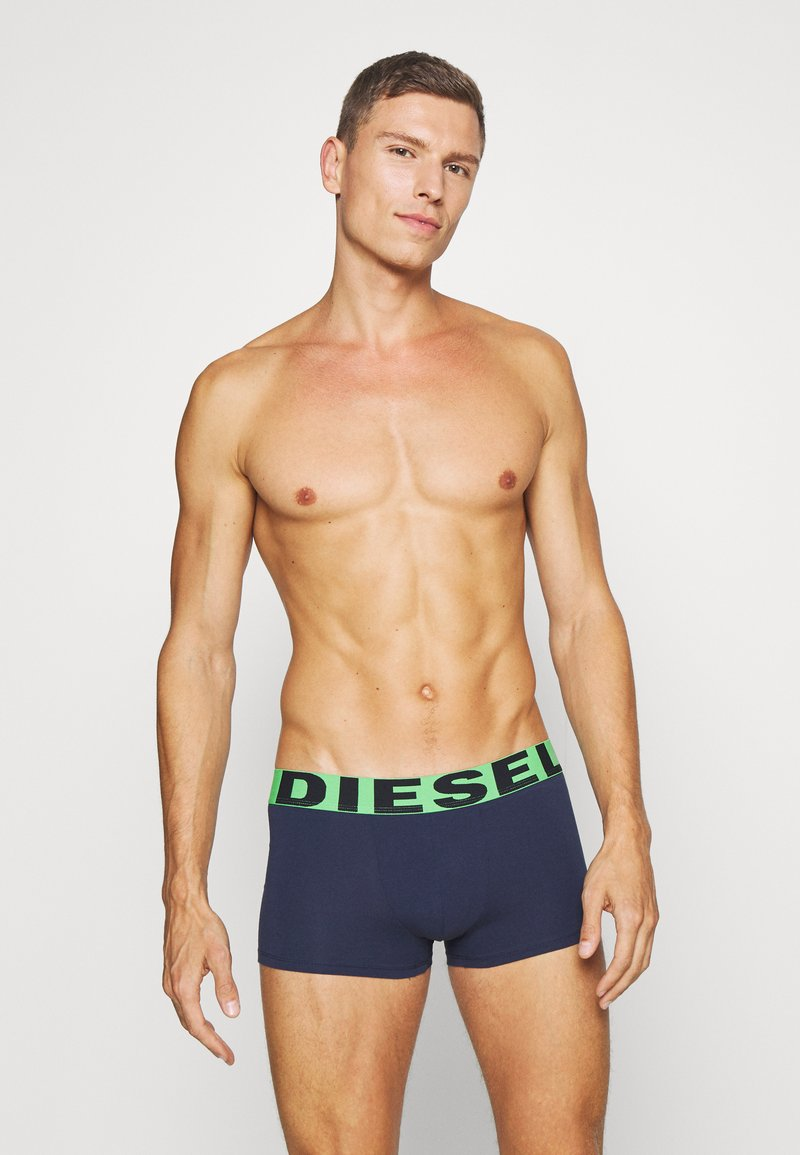 Diesel - 3-PACK - Pants - blue