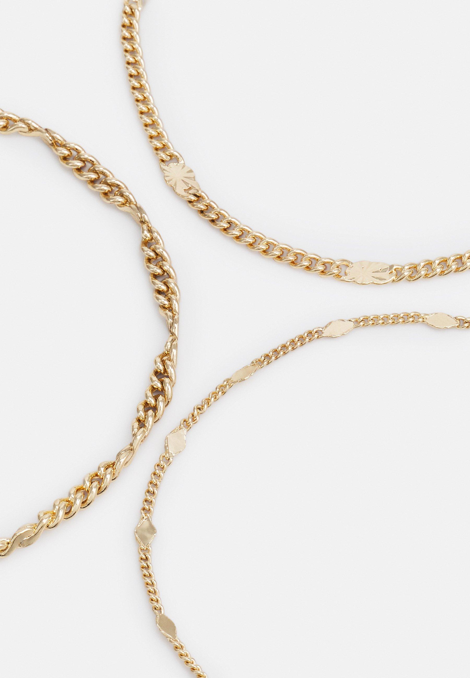 Femme PCAHOLA BRACELETS 3 PACK - Bracelet