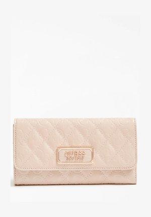 Wallet - rose