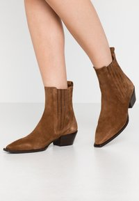 Billi Bi - Classic ankle boots - light brown - 0