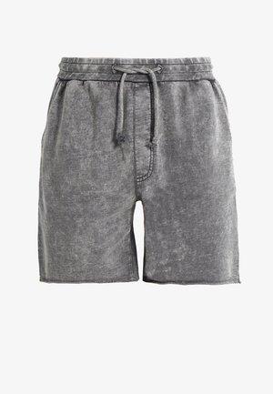 MINERAL TERRY - Teplákové kalhoty - grey