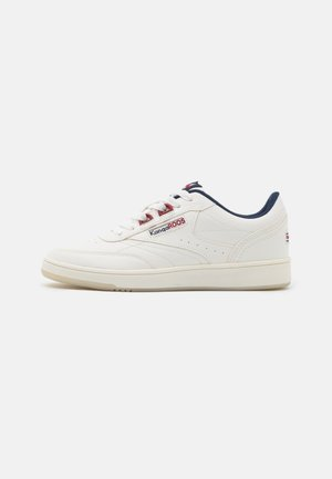 RC-RACKET - Sneakers laag - white/red