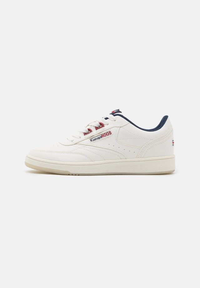 RC-RACKET - Trainers - white/red