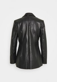 4th & Reckless - KAYDEN - Faux leather jacket - black
