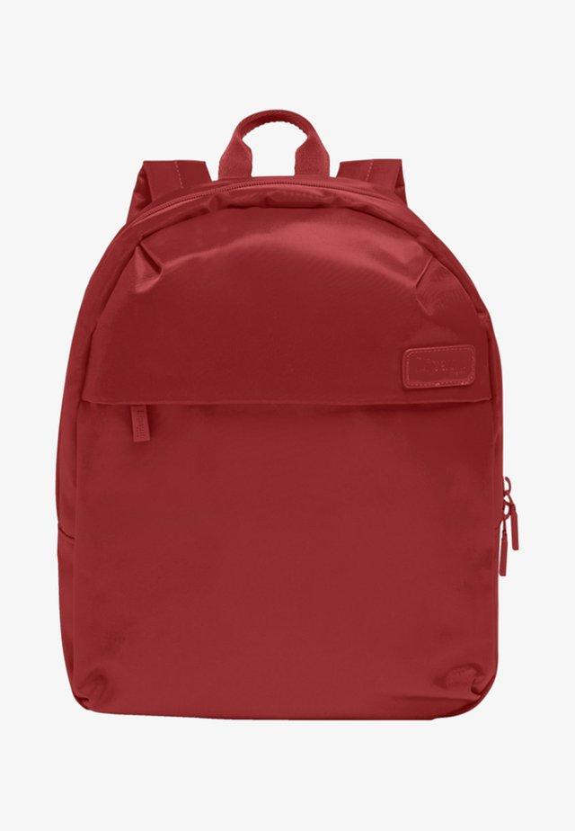 Rucksack - cherry red