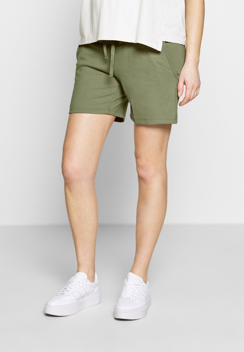 MAMALICIOUS - Shorts - oil green