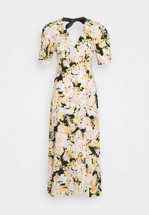 BUSY DAISY BOW BACK DRESS - Vapaa-ajan mekko - multi