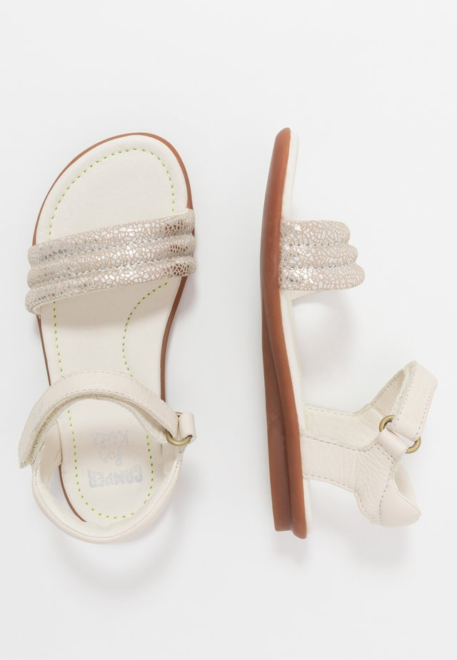 RIGHT KIDS - Sandals - silver