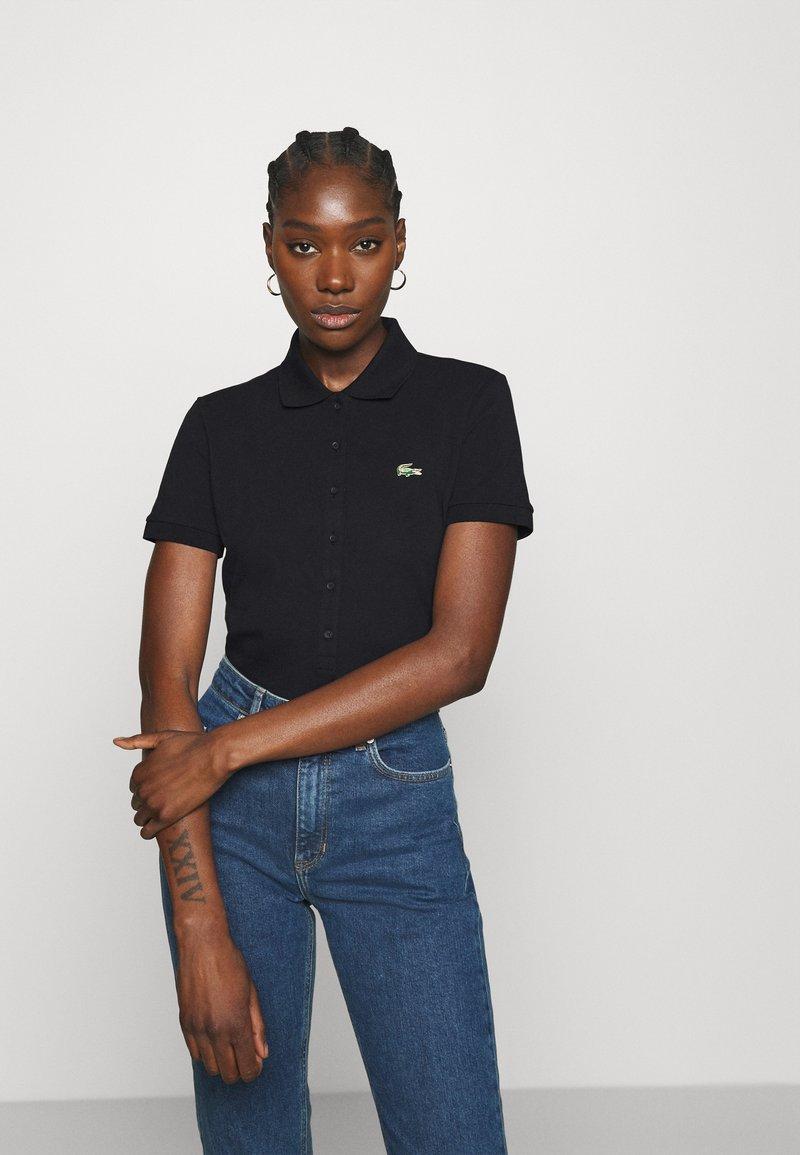 Lacoste LIVE - Poloshirt - black