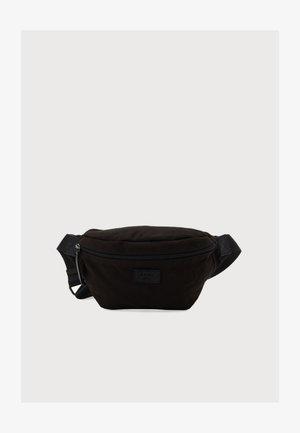 CLEAN BUMBAG UNISEX - Bum bag - black
