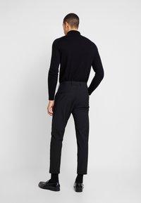Cinque - CIBEPPE  - Kalhoty - black - 2