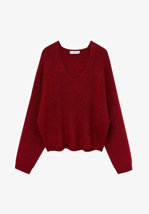 PICKY - Sweter - red