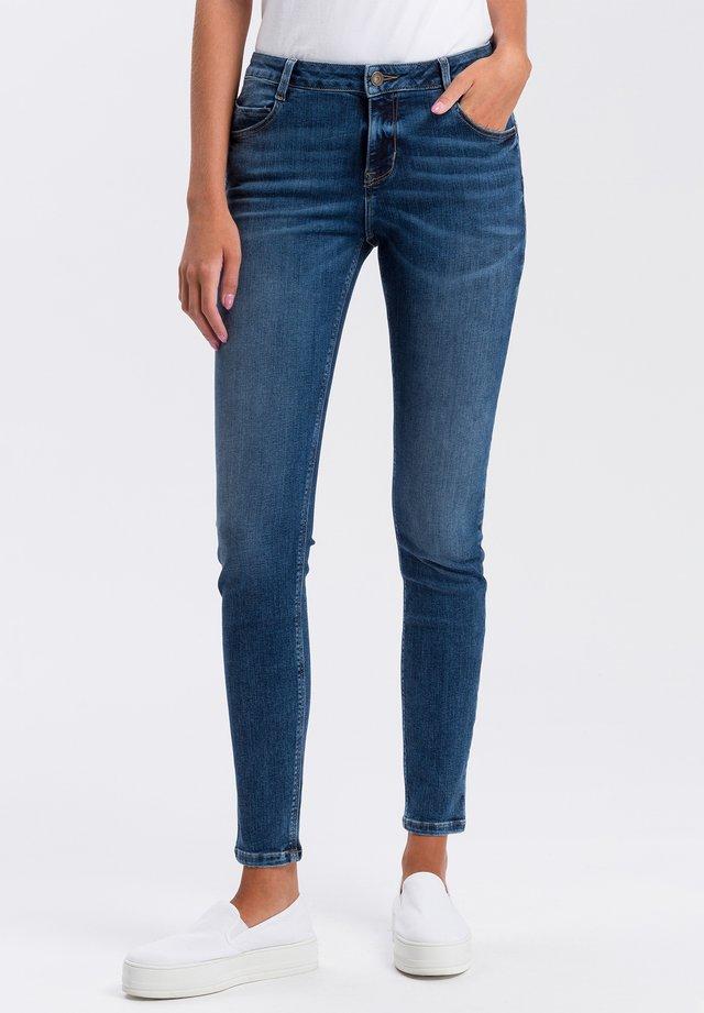 PAGE - Jeans Skinny Fit - dark mid blue