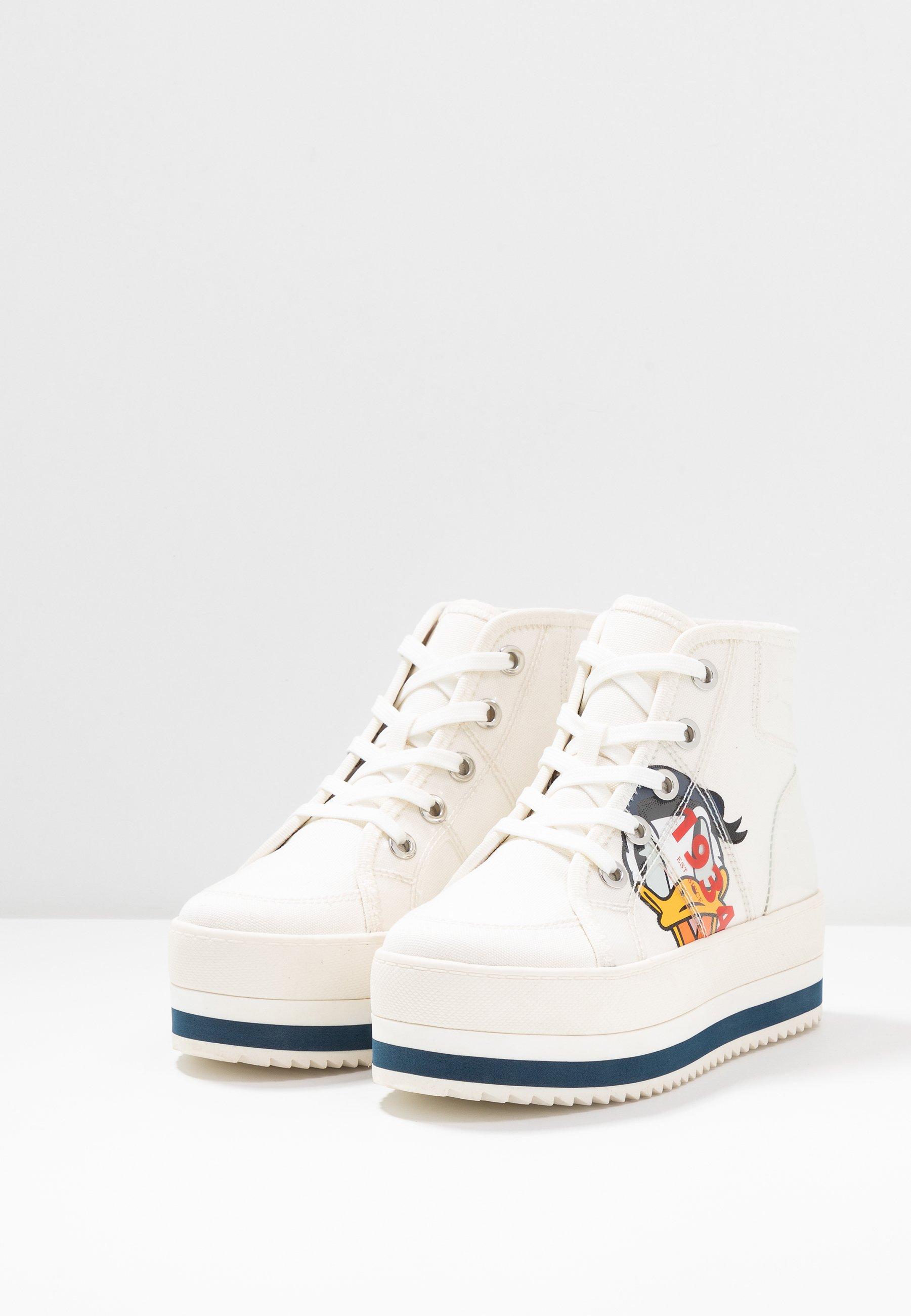 Call It Spring Seashore - Sneakers High White
