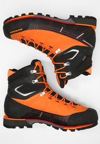 Mammut - KENTO HIGH GTX MEN - Mountain shoes - sunrise/black - 1