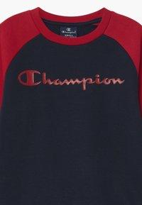 Champion - LEGACY CREWNECK UNISEX SET - Dres - dark blue - 4
