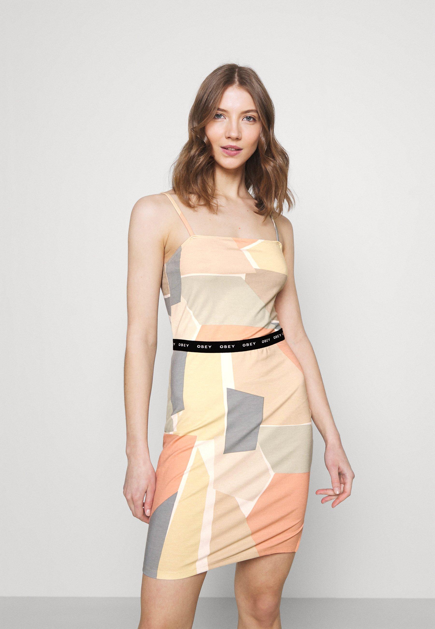 Women GLEN ASPEN DRESS - Jersey dress